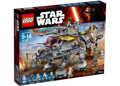 AT-TE kapitana Rexa LEGO Star Wars 75157 Pudełko