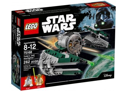 Jedi Starfighter Yody™ LEGO Star Wars 75168