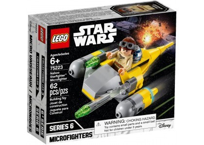 Naboo Starfighter™ LEGO Star Wars 75223