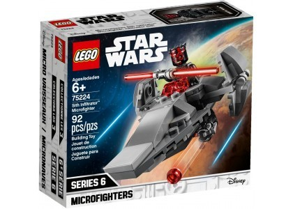 Sith Infiltrator™ LEGO Star Wars 75224