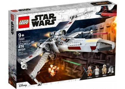 Myśliwiec X-Wing™ Luke'a Skywalkera LEGO Star Wars 75301