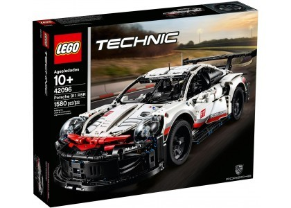 Preliminary GT Race Car LEGO Technic 42096