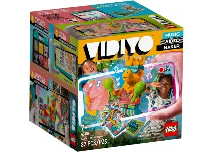 Party Llama BeatBox LEGO Vidiyo 43105