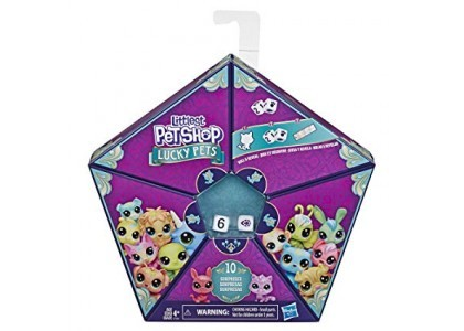 Lucky Pets - Multipak Littlest Pet Shop E7258
