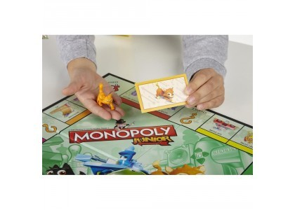 Monopoly Junior  Monopoly A6984