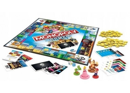 Monopoly Gamer Monopoly C1815