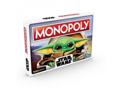 Monopoly Star Wars The Child Monopoly F2013