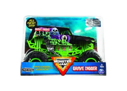 Auto 1:24 - Grave Digger Monster Jam 6044869 / 20109063