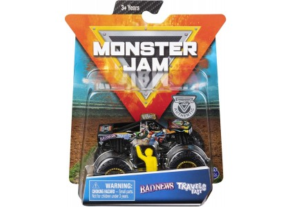 Auto Monster Jam - Badnews Travels Fast Monster Jam 6044941 / 20116895