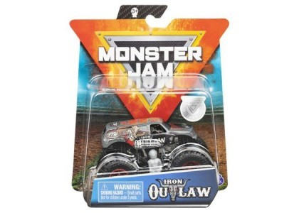 Auto Monster Jam - Iron Outlaw Monster Jam 6044941 / 20116898