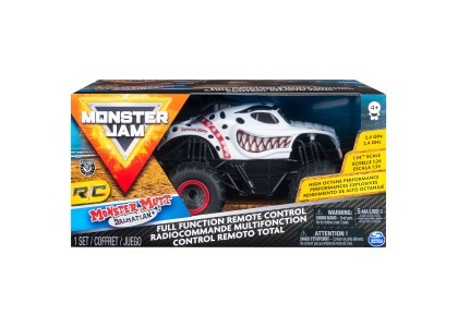 Monster Mutt Dalmatian 1:24 Monster Jam 6044951