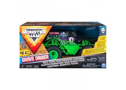 Grave Digger RC 1:24 Monster Jam 6044955