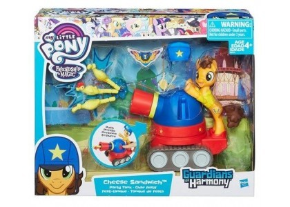 Cheese Sandwitch My Little Pony B6010