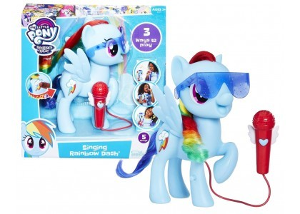 Śpiewająca Rainbow Dash  My Little Pony E1975