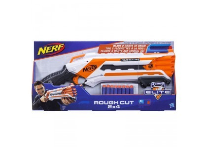 Elite Rough Cut Nerf A1691