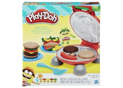 Hamburgery Play-Doh B5521