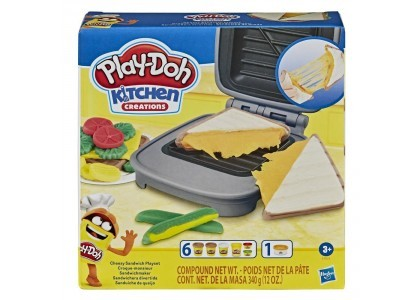 Sandwich serowy Grilled Cheese Play-Doh E7623