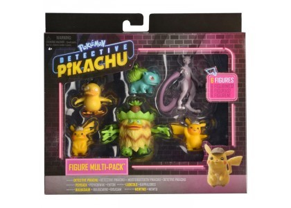 Multipack Figurek Pokemon 97602