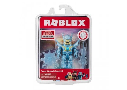 Frost Guard General Roblox 10748