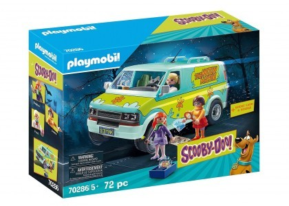 Auto Mystery Machine Scooby-Doo 70286