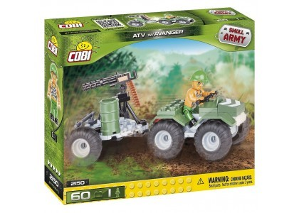 ATV w/Avanger Small Army 2150