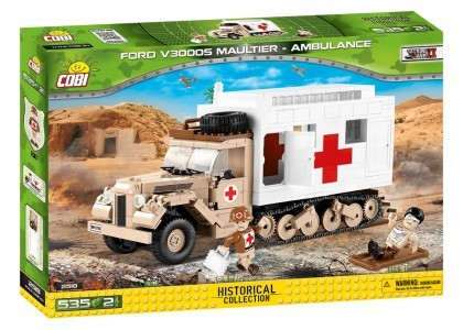 Ford V3000S Maultier Ambulance Small Army 2518