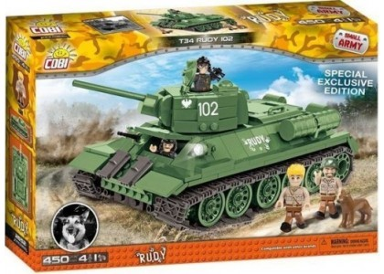 Rudy 102 - Special Exclusive Edition Small Army 2652