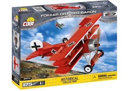 Fokker Dr.I Red Baron Small Army 2974