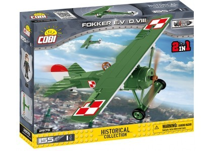 Fokker E.V Small Army 2976