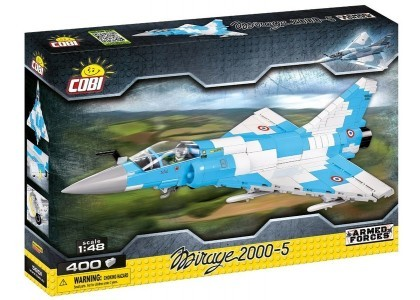 Mirage 2000-5 Small Army 5801