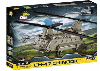 Śmigłowiec CH-47 Chinook  Small Army 5807