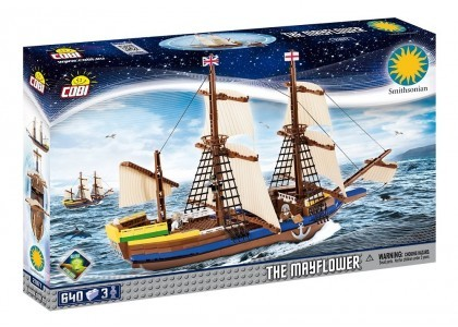 Statek Mayflower Smithsonian 21077