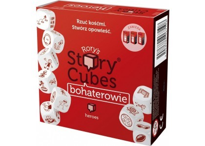 Story Cubes - Bohaterowie Story Cubes 67108