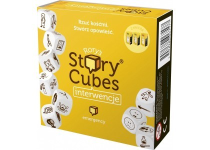 Story Cubes - Interwencje Story Cubes 67177