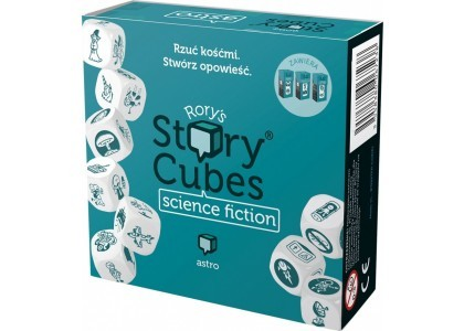 Story Cubes - Science Fiction Story Cubes 67238