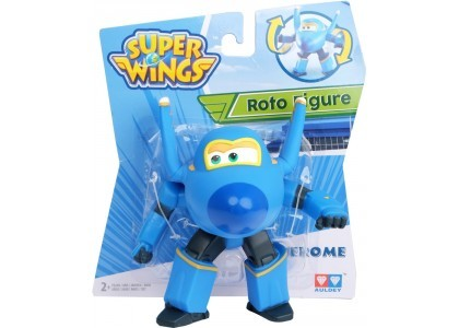 Figurka z ruchomymi elementami - Jerome Super Wings AL-710003