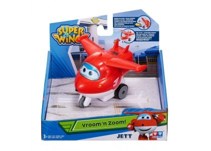 Pojazd - Jett Super Wings AL-710110