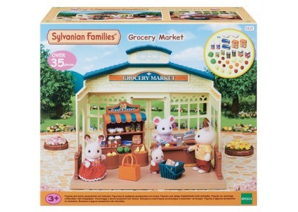 Nowy Supermarket Sylvanian Families 5315