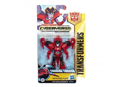 Figurka Action Attackers Commander - Windblade Transformers E1883 / E1896