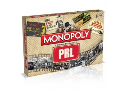 Monopoly PRL Winning Moves 27571