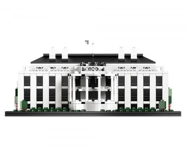 Lego Architecture 21006 White House Klocki Lego D