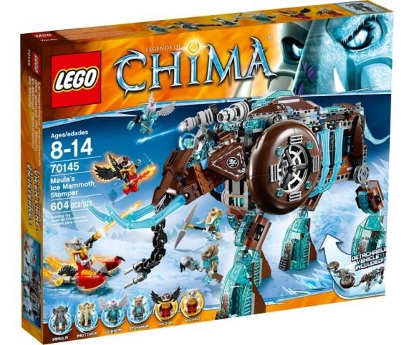 Lego Chima Vornon d Lego Chima 70145 Lodowa