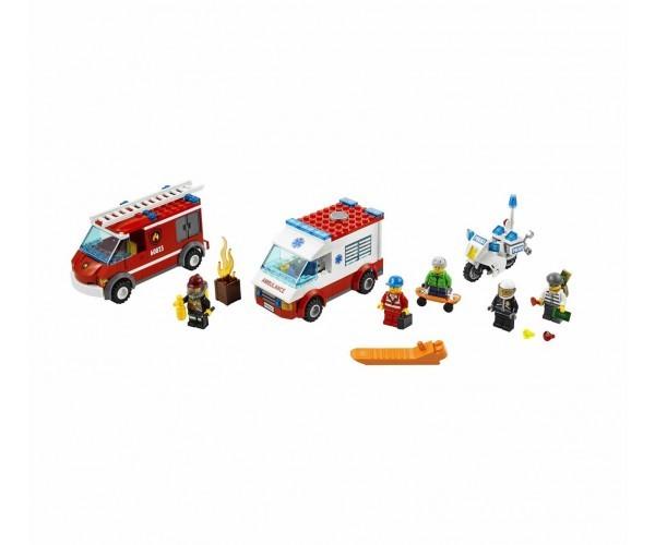 Zestaw <b>startowy</b> LEGO City