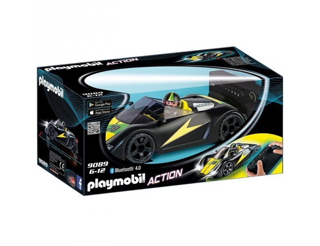 Wyścigówka RC Supersport Action 9089