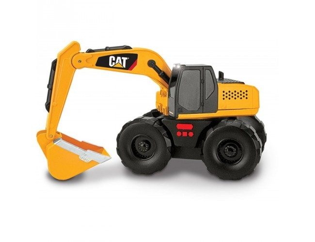 Big Builder  L&S - Koparka CAT 34675
