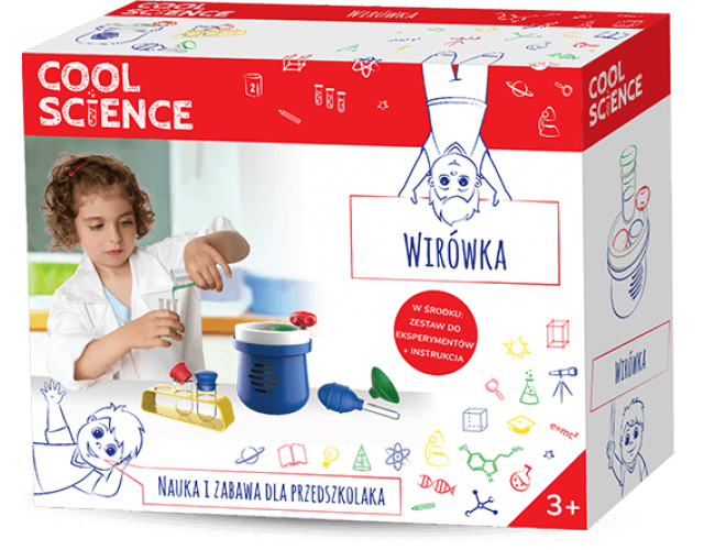 Wirówka laboratoryjna Cool Science DKN4001