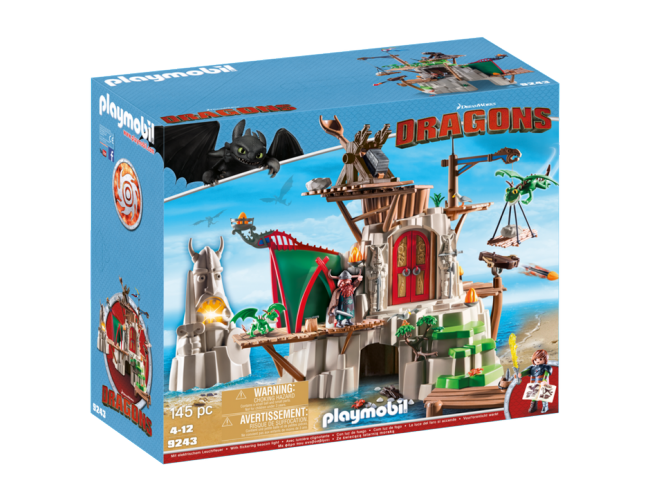 Berk Dragons 9243