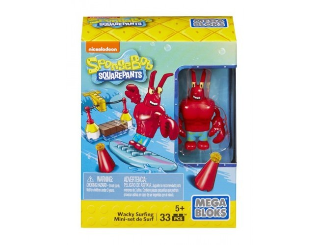 Spongebob Minizestaw  Fisher Price CNF62