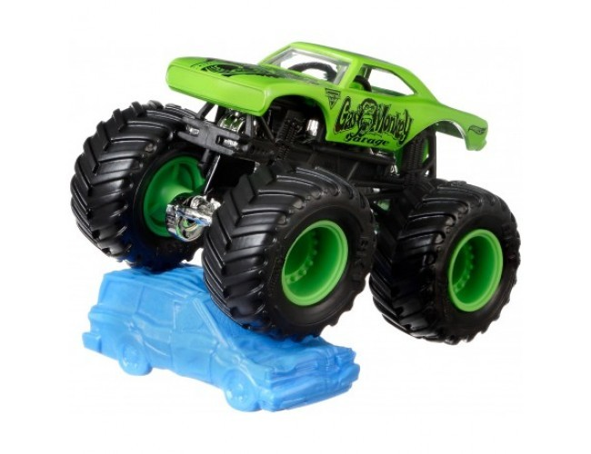 Monster Jam Superterenówka - Gas Monkey Garage Hot Wheels 21572 / FLW83