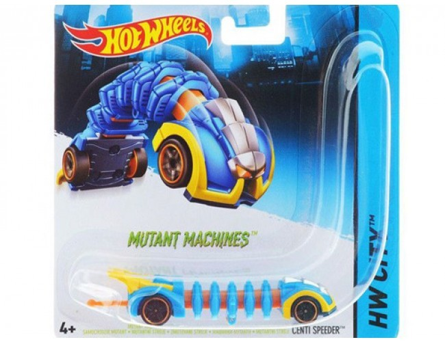 Samochodzik Mutant - Centi Speeder Hot Wheels BBY78 / CGM83